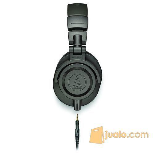 Audio Technica ATH-M50X MG ( MATTE GRAY ) (8184203) di Kota Jakarta Barat