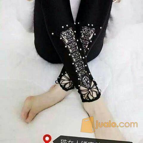 Cl Celana Legging Brukat Mote Fit To L Import Idr 95 000 Jakarta Barat Jualo