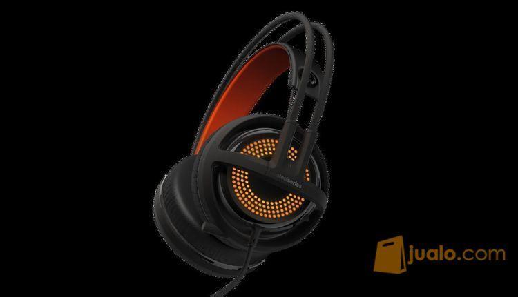 Headset Steelseries Siberia 350 Gaming Headset Black / Hitam (8243065) di Kota Jakarta Barat