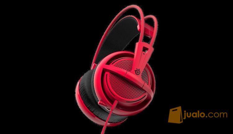 Jual Headset Steelseries Siberia 200 Forged Red Merah Bergaransi Resmi (8244043) di Kota Jakarta Barat