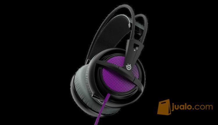 Headset Steelseries Siberia 200 Sakura Purple Garansi Resmi (8244085) di Kota Jakarta Barat