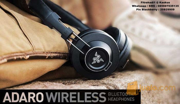 Headset Razer Adaro Wireless ( Bluetooh Headphone ) (8244167) di Kota Jakarta Barat