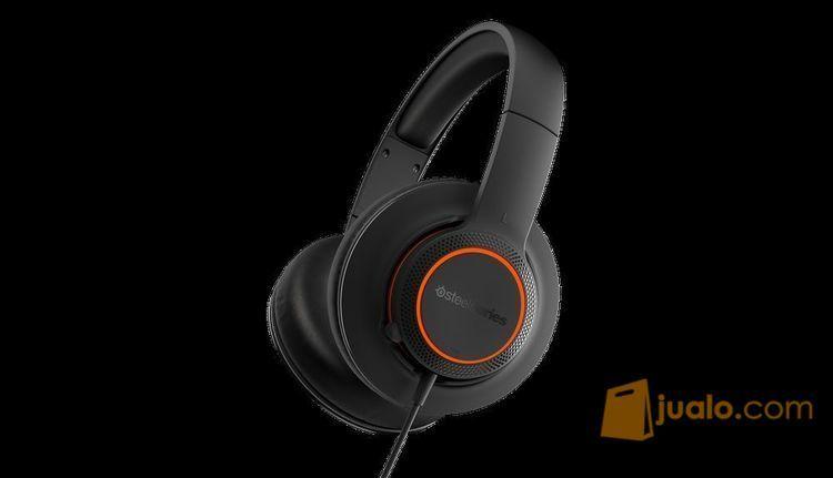 Headset SteelSeries Siberia 100 (Black) New!!! (8244213) di Kota Jakarta Barat