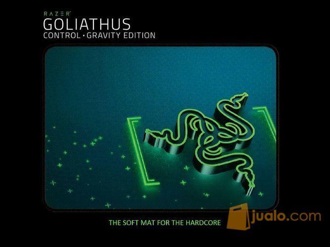 Mousepad Razer Goliathus Control Gravity Edition - Mouse Matt (Large) (8244215) di Kota Jakarta Barat