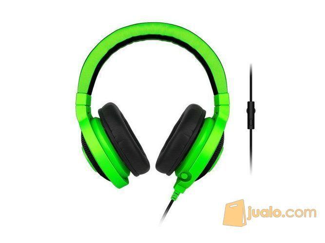 Jual Headset Razer Kraken Pro 2015 Green (8244503) di Kota Jakarta Barat