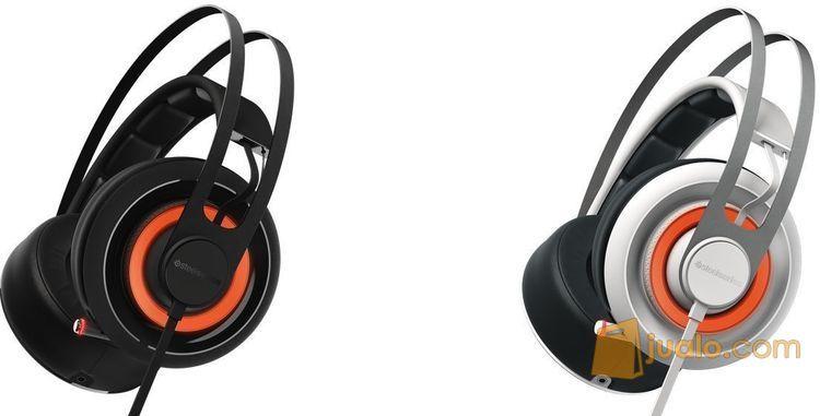 Headset Steelseries Siberia 650 Black / White (8244807) di Kota Jakarta Barat