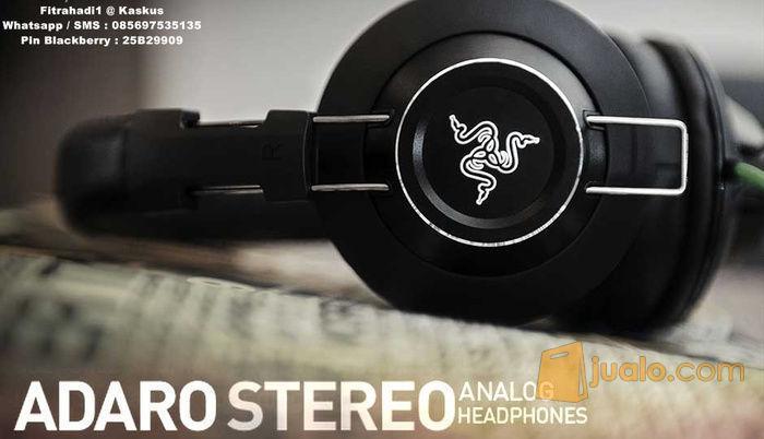 Headset Razer Adaro Stereo (8244921) di Kota Jakarta Barat