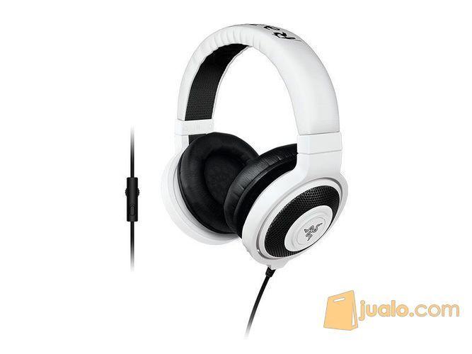 Jual Headset Razer Kraken Pro 2015 - Analog Gaming Headset White (8245123) di Kota Jakarta Barat