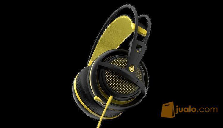 Headset Steelseries Siberia 200 Proton Yellow Kuning Garansi Resmi (8245151) di Kota Jakarta Barat