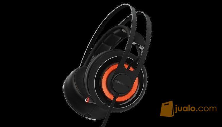Jual Headset Steelseries Siberia 650 Black / Hitam Garansi Resmi (8245295) di Kota Jakarta Barat