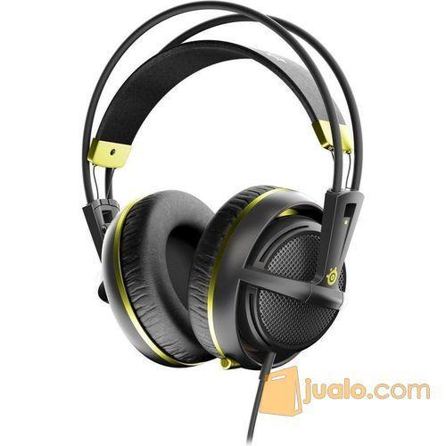 Headset SteelSeries Siberia 200 GOLD New!!! (8245599) di Kota Jakarta Barat