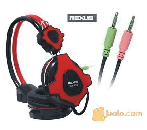 Headset Rexus RX999 Gaming (8266515) di Kota Pekanbaru