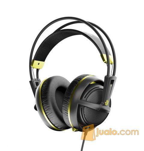Headset SteelSeries Siberia 200 Alchemy Gold (8266625) di Kota Pekanbaru