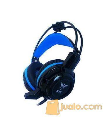 Headset NYK - HS N02 (8266729) di Kota Pekanbaru