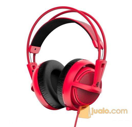 Headset SteelSeries Siberia 200 Forged Red (8266785) di Kota Pekanbaru