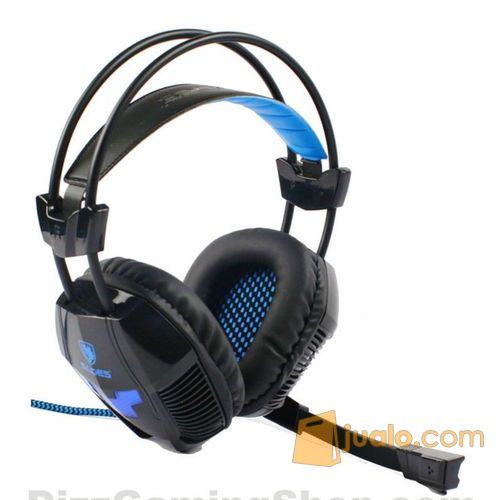 Headset Sades 706 Xpower (8267121) di Kota Pekanbaru