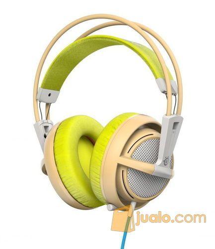 Headset SteelSeries Siberia 200 Gaia Green (8267161) di Kota Pekanbaru