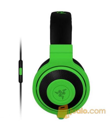 Headset Razer Kraken Mobile Neon- Green (8267197) di Kota Pekanbaru