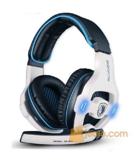 Headset Sades 903 (USB) (8267211) di Kota Pekanbaru