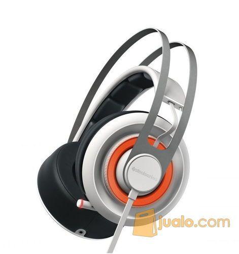 Headset SteelSeries Siberia 650 (White) (8267283) di Kota Pekanbaru