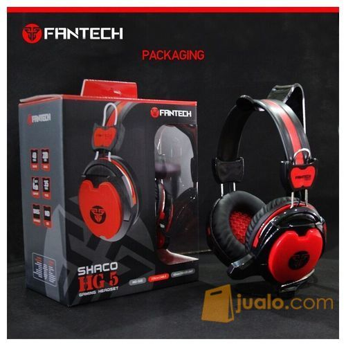 Headset Fantech HG 5 (8267627) di Kota Pekanbaru