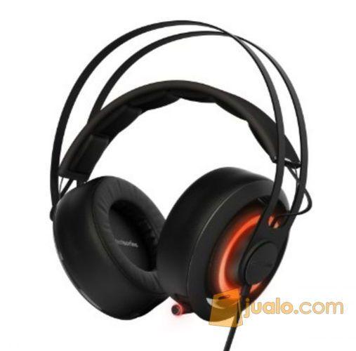 Headset SteelSeries Siberia 650 (Black) (8267749) di Kota Pekanbaru