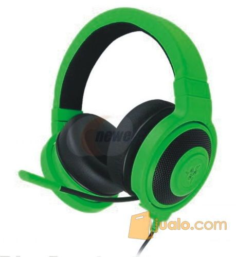 Headset Razer Kraken Pro 2015 - Analog Gaming Headset Green (8267761) di Kota Pekanbaru