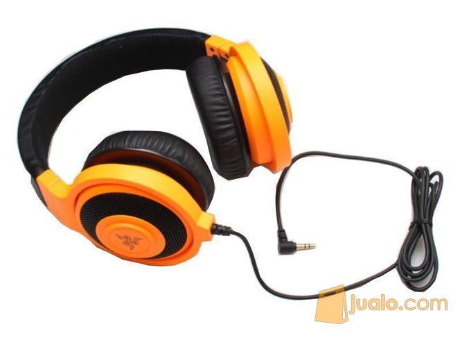 Headset Razer Kraken Neon Series ( Orange ) (8268049) di Kota Pekanbaru