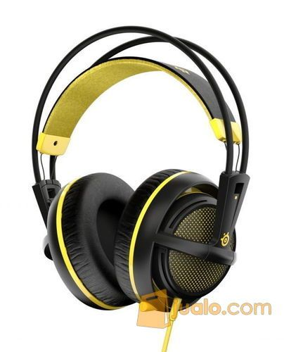 Headset SteelSeries Siberia 200 Proton Yellow (8268073) di Kota Pekanbaru