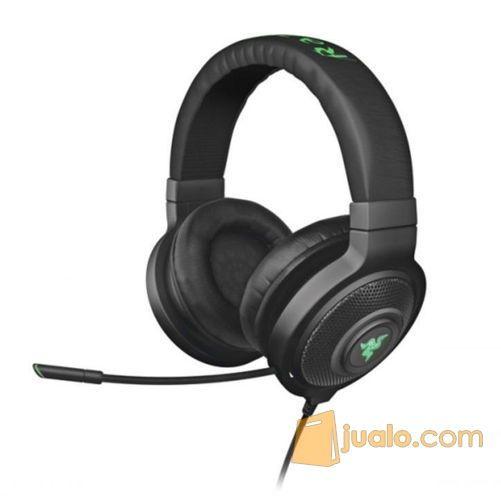 Headset Razer Kraken 7.1 - Surround Sound USB Gaming Headset (8268137) di Kota Pekanbaru