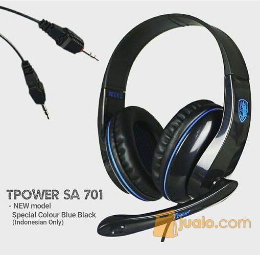 Headset SADES 701 T-Power (8268191) di Kota Pekanbaru