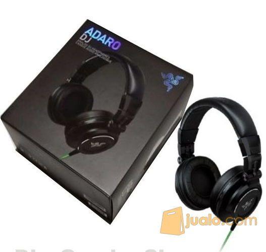 Headset Razer Adaro DJ - Analog DJ headphone (8268255) di Kota Pekanbaru
