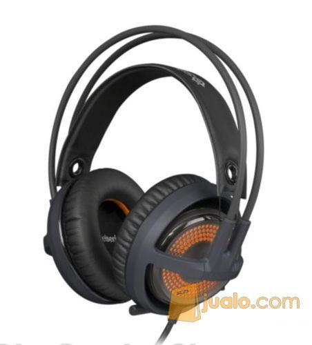 Headset SteelSeries Siberia V3 Prism Grey (8268317) di Kota Pekanbaru