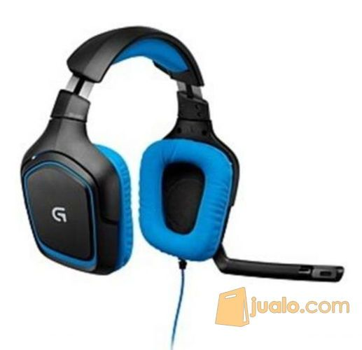 Headset Logitech G430 Digital Gaming Headset (8268335) di Kota Pekanbaru