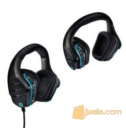 Headset Logitech G633 Headset Gaming Artemis Fire (8268547) di Kota Pekanbaru