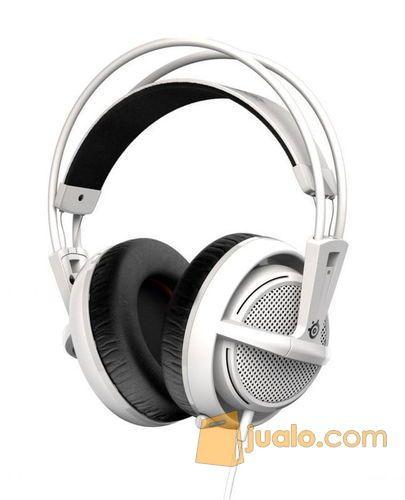 Headset Steelseries Siberia 200 White (8268579) di Kota Pekanbaru