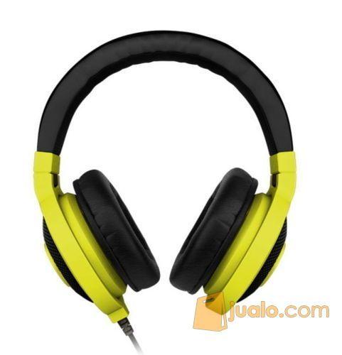 Headset Razer Kraken Neon Series ( Yellow ) (8269243) di Kota Pekanbaru
