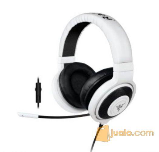 Headset Razer Kraken Pro 2015 - Analog Gaming Headset White (8269293) di Kota Pekanbaru
