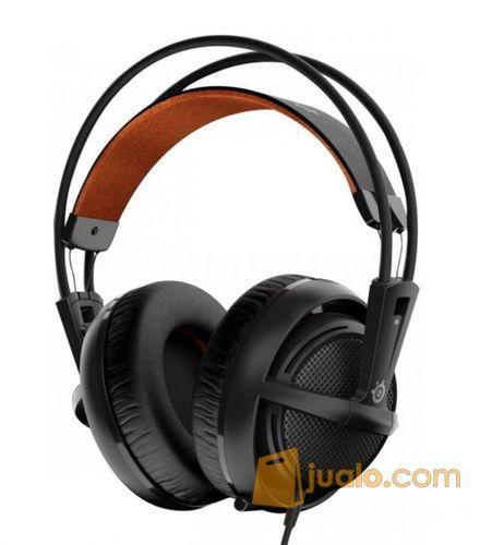 Headset Steelseries Siberia 200 Black (8269359) di Kota Pekanbaru