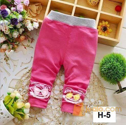 Sale Mx2 Kode H Hotpink Celana Legging Anak Import Surabaya Jualo