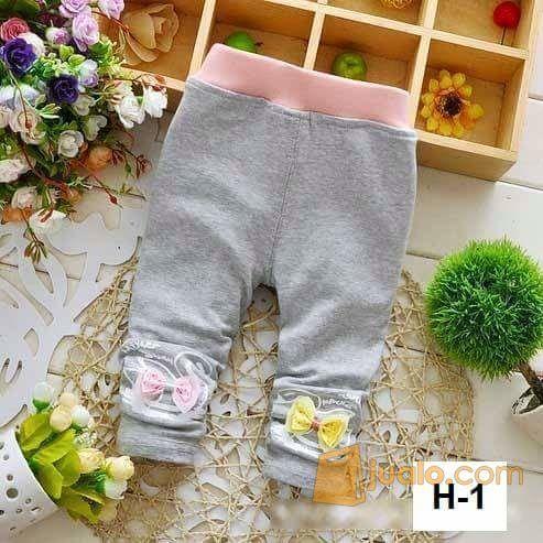 Sale Mx2 Kode H Grey Celana Legging Anak Import Surabaya Jualo