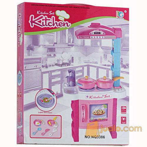 Mini Kitchen Nq3386 Mainan Anak Mainan Edukatif Malang Jualo