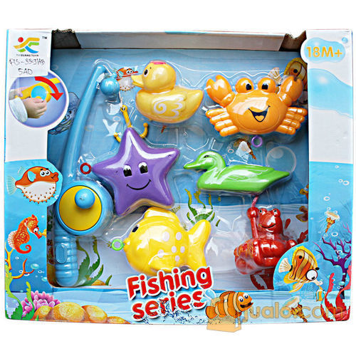 Fishing Series 3391ab Mainan Anak Mainan Edukatif Malang Jualo