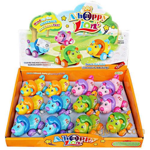 A Happy Lion Mainan Anak Mainan Edukatif Malang Jualo