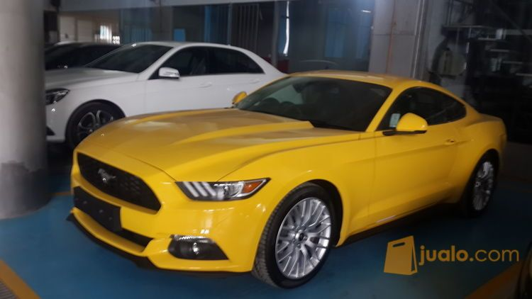 Ford Mustang 2.3L Ecobosh