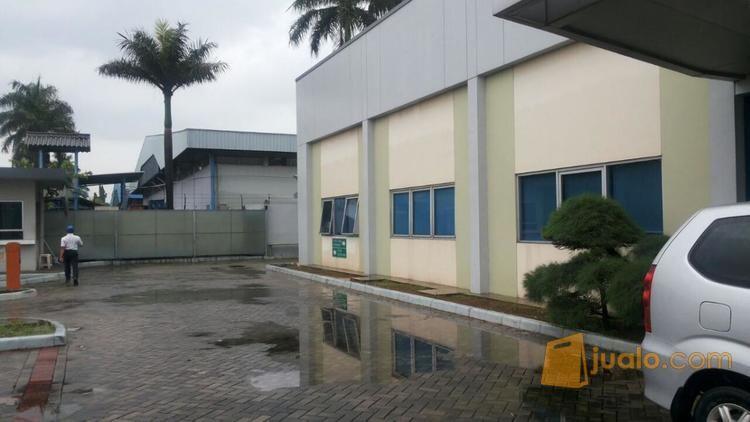 Pabrik di kawasan ind properti pabrik 8466511