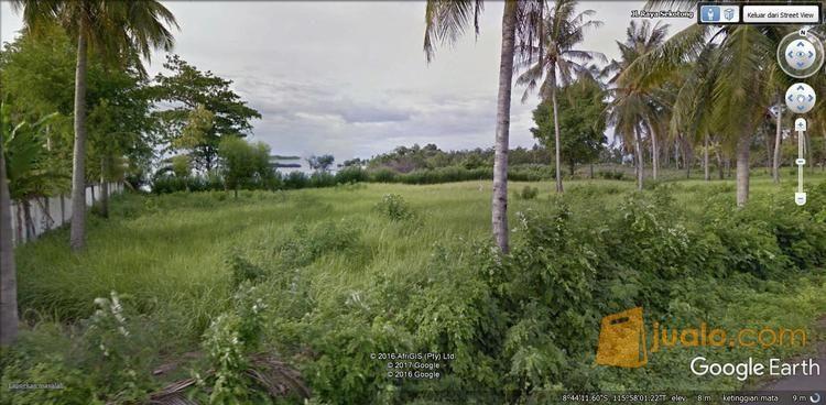 tanah 2000 m2 atau 20 are loss pantai sekotong lombok barat (8497915) di Kab. Lombok Barat