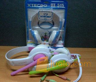 HEADSET XTECGO HX515 (8526057) di Kota Surabaya