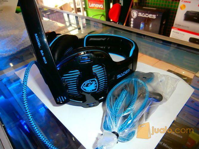 Headset Gaming SADES SA-903 (8530785) di Kota Medan