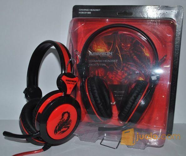 Headset KeeNion Kos-3199 (8530853) di Kota Medan